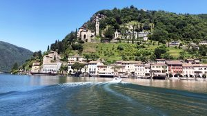Swisspecial - Private Guiding in Switzerland - Blog - By boat to the grotto - Title