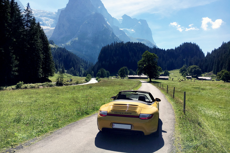 Swisspecial - Private Guiding in Switzerland - Trips - Alpine Dream Roads 2